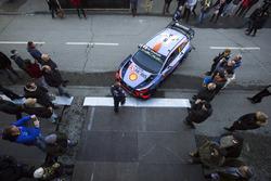 Дані Сордо, Карлос дель Барріо, Hyundai i20 WRC, Hyundai Motorsport