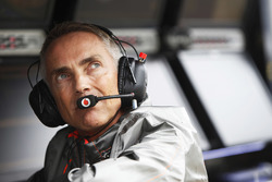 Martin Whitmarsh, McLaren-Teamchef