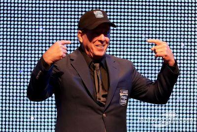 Aufnahme in die NASCAR Hall of Fame 2018