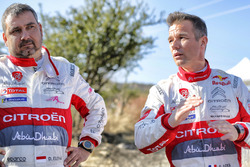 Sébastien Loeb, Daniel Elena, Citroën World Rally Team