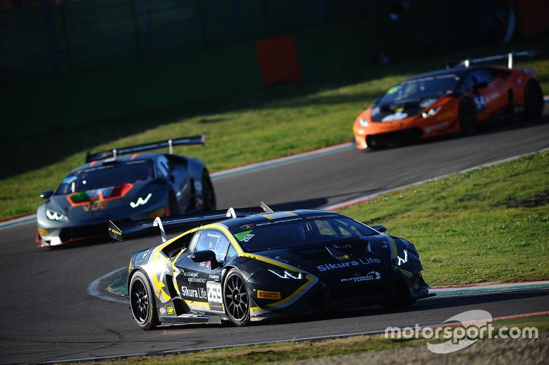 #269 X-One Racing Team: Andrew Haryanto