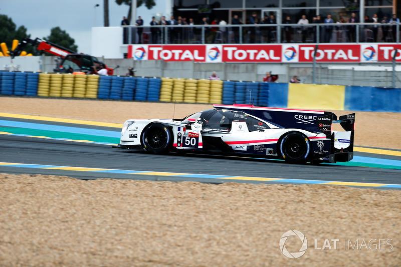 29. #50 Larbre Competition Ligier JSP217