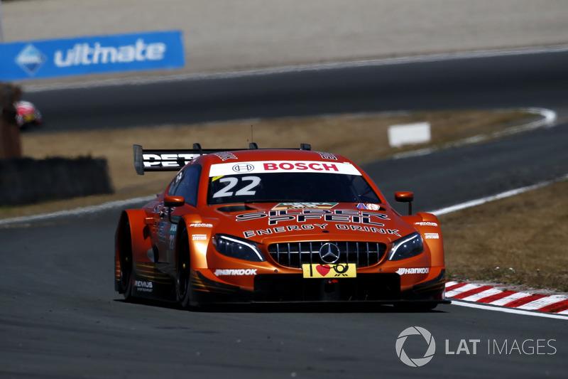 03. Lucas Auer, Mercedes-AMG Team HWA, Mercedes-AMG C63 DTM