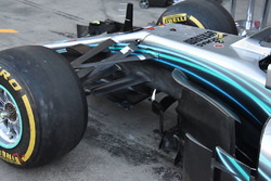 Mercedes-AMG F1 W09 front detail