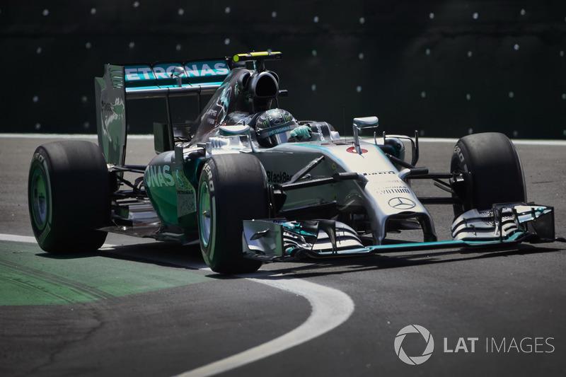 2014 : Nico Rosberg, Mercedes F1 W05 Hybrid