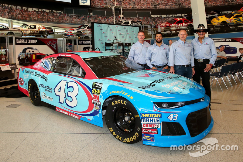 Anuncio de Richard Petty Motorsports