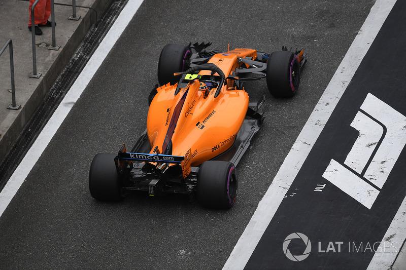 14: Stoffel Vandoorne, McLaren MCL33, 1'33.505