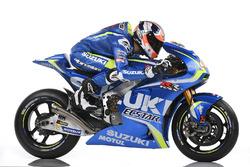 Алекс Ринс, Team Suzuki Ecstar MotoGP