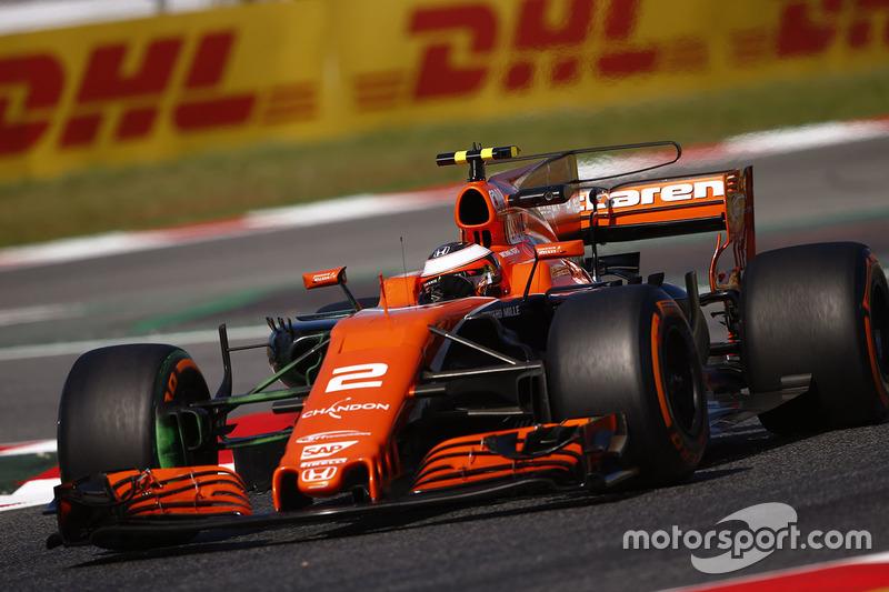 Стоффель Вандорн, McLaren MCL32