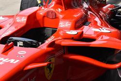 Дзеркало Ferrari SF70H Кімі Райкконена