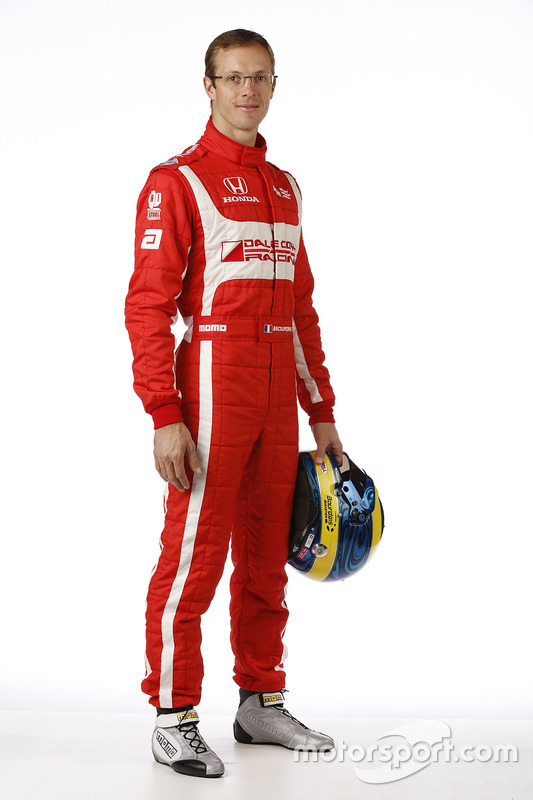 18. Себастьян Бурде, Dale Coyne Racing Honda