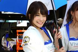 Hot VivaC Racing girl