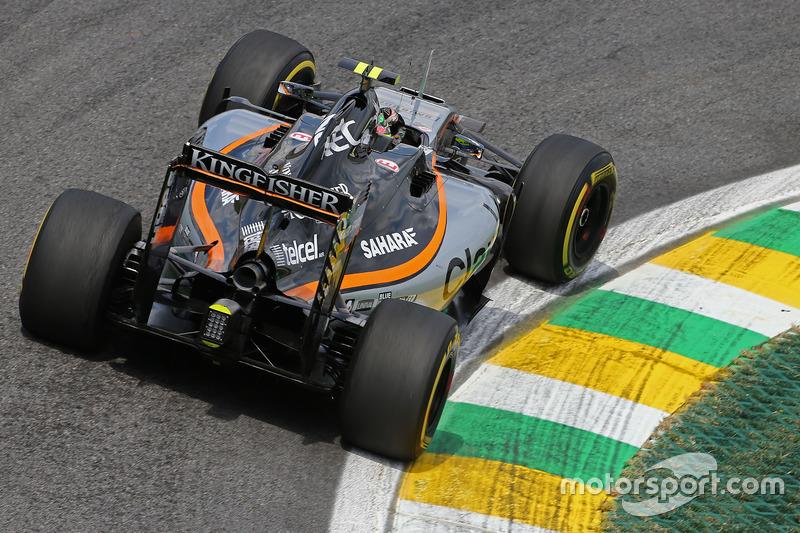 9: Серхіо Перес, Sahara Force India F1