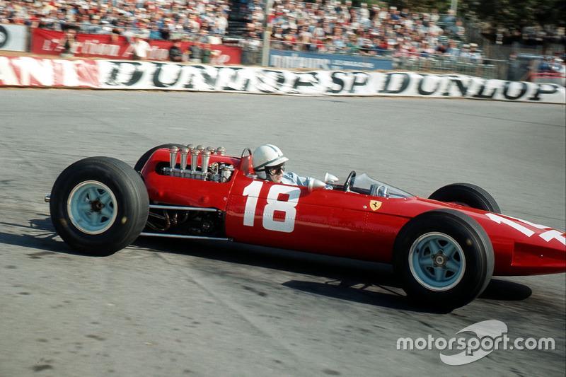1964-1965: Ferrari 512