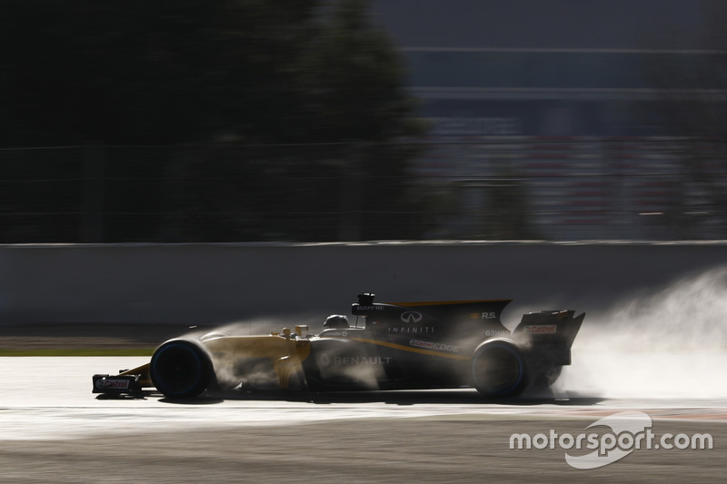 Nico Hülkenberg, Renault F1 Team RS17