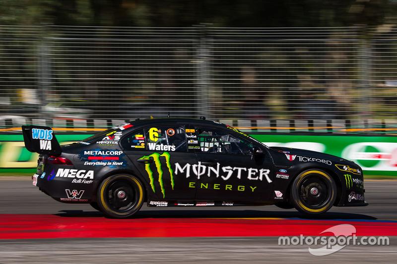 #6: Cameron Waters, Prodrive Racing Australia, Ford