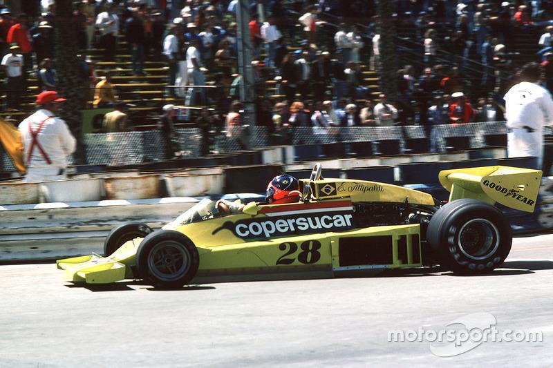1977 - Emerson Fittipaldi, Copersucar FD04 Ford