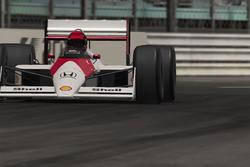 1988 McLaren at Monaco by night