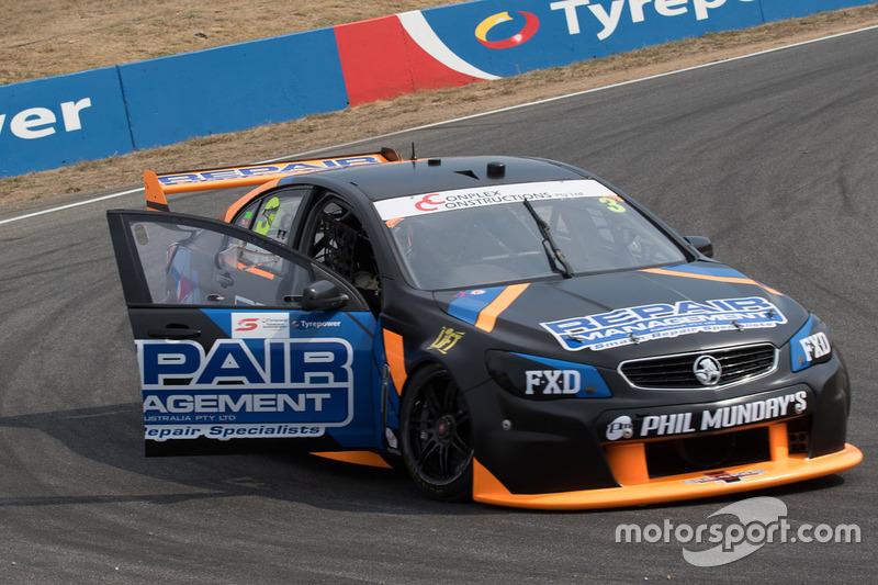 Taz Douglas, Lucas Dumbrell Motorsport, Holden