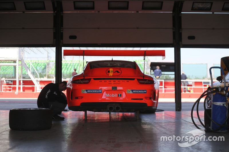 Porsche 911 GT3 CUP #14, Jonathan Giacon, Dinamic Motorsport