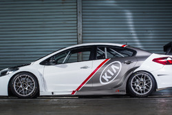 Kia K3, Kia Racing Team China
