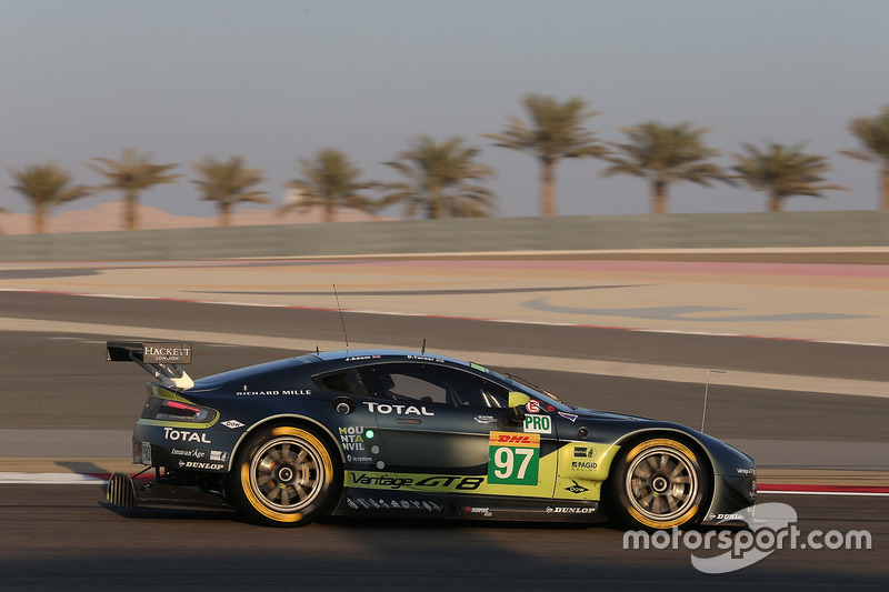 1. LMGTE-Pro: #97 Aston Martin Racing, Aston Martin Vantage GTE: Darren Turner, Jonathan Adam