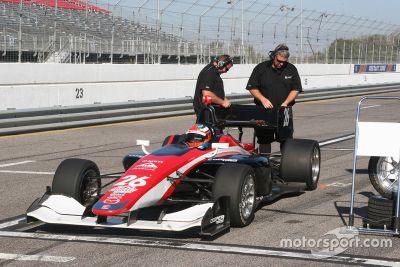 Gateway Motorsports Park pruebas
