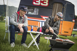Max Verstappen e Daniel Ricciardo, Red Bull Racing