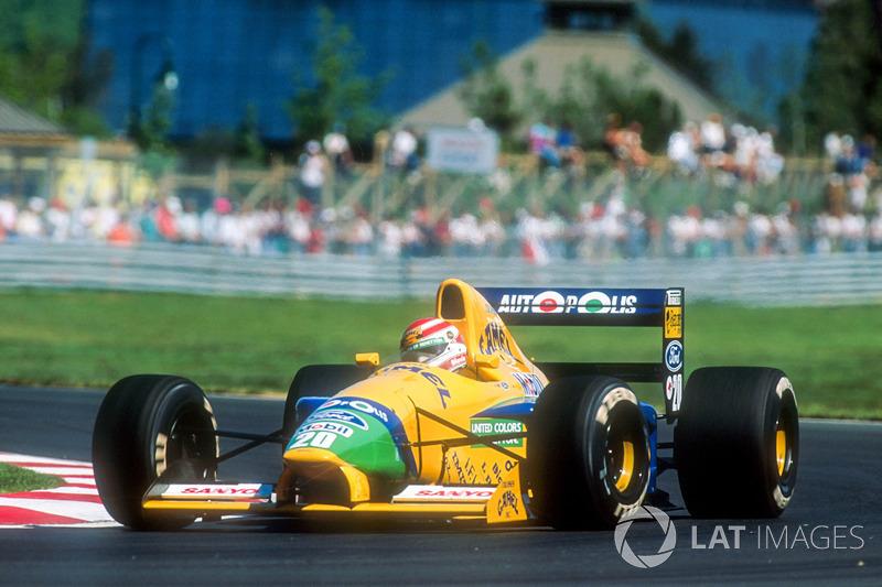 1991: Abschied aus der Formel 1