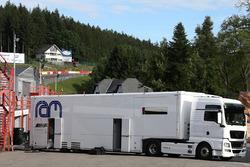 Ram Racing transportes