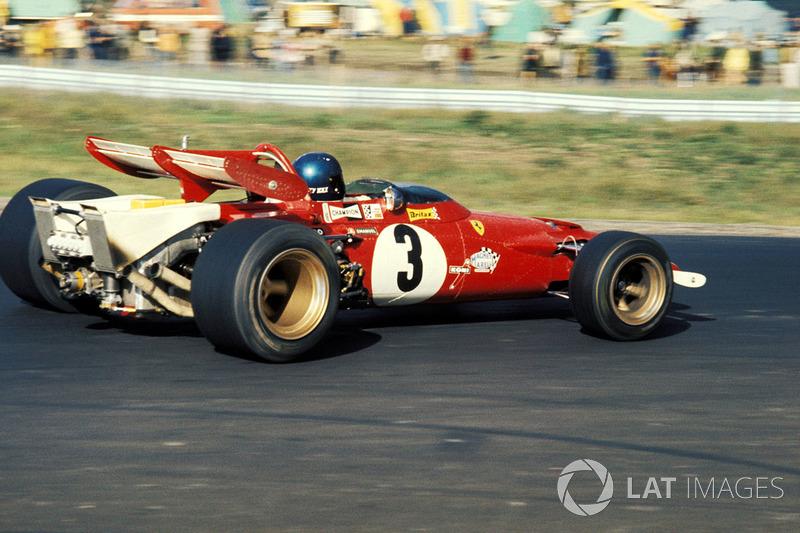 5. Жаки Икс, Ferrari 312B, Гран При США-1970 (Уоткинс-Глен): 1:03,070
