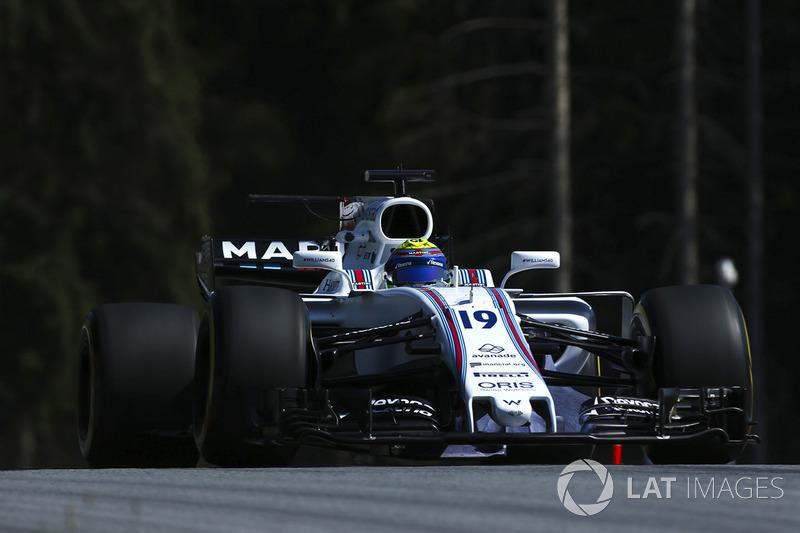 17. Феліпе Масса, Williams FW40