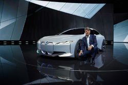 BMW i Vision Dynamics and Harald Krüger, Chairman of the Board of Management of BMW AG