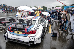 Auto von Tom Blomqvist, BMW Team RBM, BMW M4 DTM