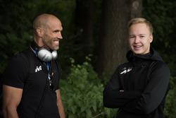 Никита Мазепин, Hitech Grand Prix