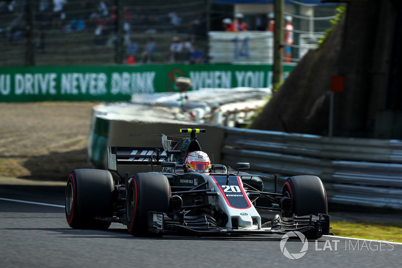8e : Kevin Magnussen (Haas F1 Team)