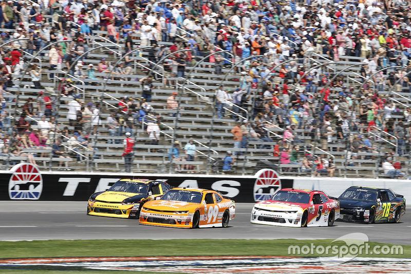 David Starr, BJ McLeod Motorsports, Chevrolet