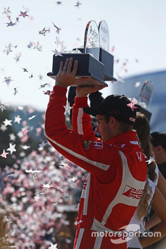 2. Sébastien Bourdais, Dale Coyne Racing, Honda