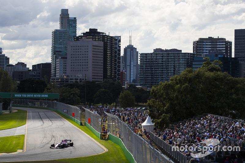 Sergio Perez, Force India, VJM10