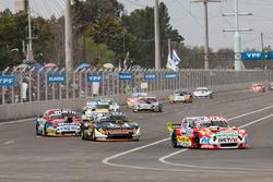 Juan Pablo Gianini, JPG Racing Ford, Josito Di Palma, Laboritto Jrs Torino, Juan Martin Trucco, JMT Motorsport Dodge, Christian Ledesma, Las Toscas Racing Chevrolet