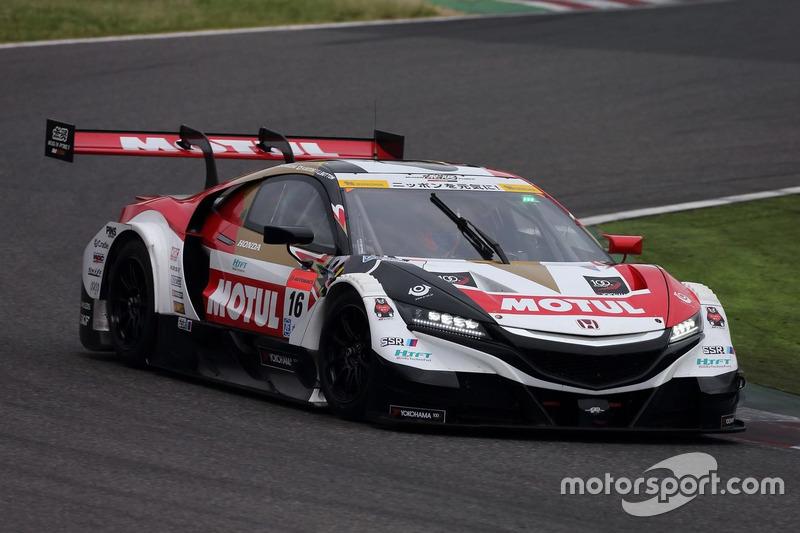 Дженсон Баттон, Super GT, Team Kunimitsu Honda