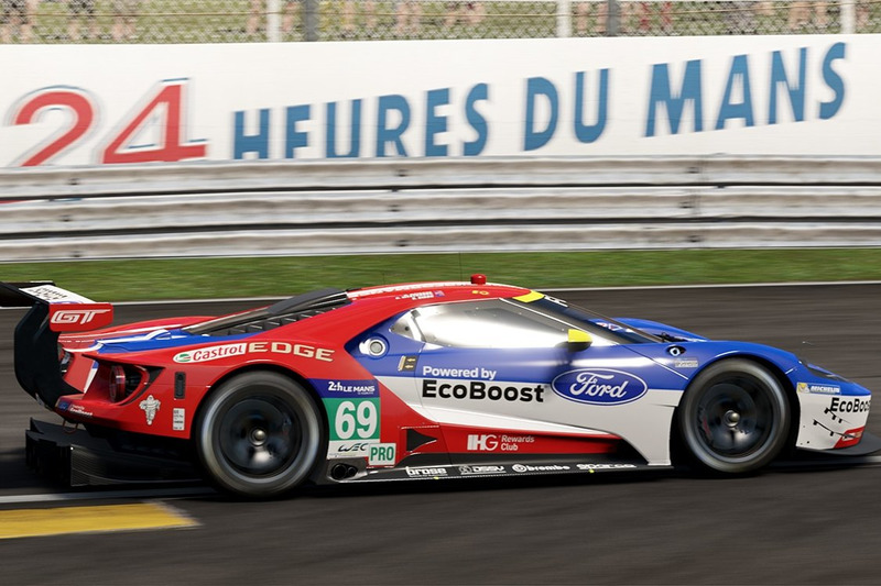 Project CARS 2: Ford GT GTE LM 2016