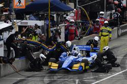Pitstop de Scott Dixon, Chip Ganassi Racing Honda