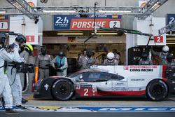 #2 Porsche Team Porsche 919 Hybrid