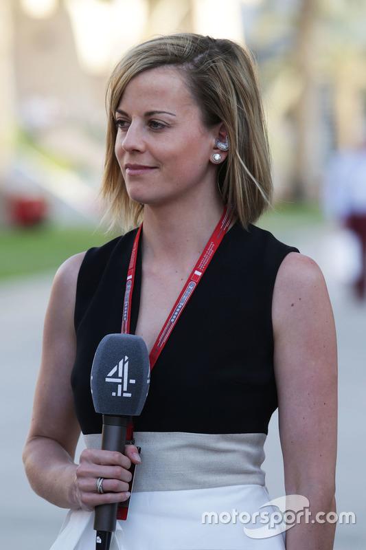 Susie Wolff, Channel 4 F1