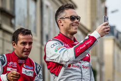 #7 Audi Sport Team Joest Audi R18: Benoit Tréluyer, Andre Lotterer