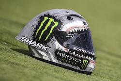 Casco Shark de Jorge Lorenzo, Yamaha Factory Racing