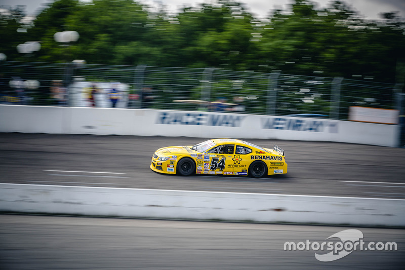 Alon Day, Salvador Tineo Arroyo, Caal Racing, Chevrolet SS