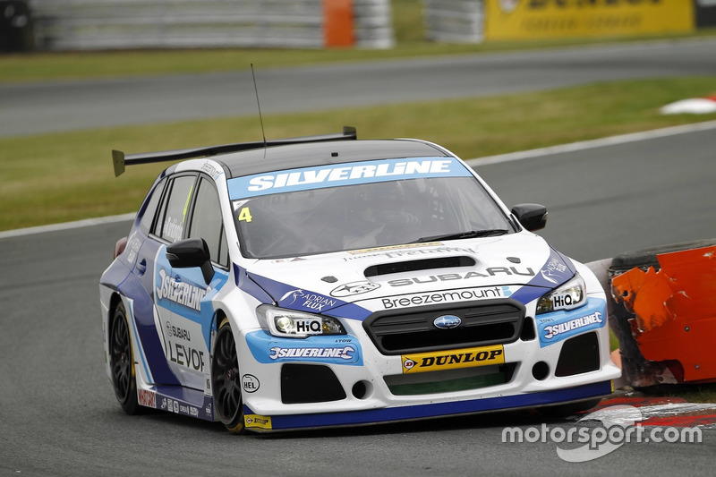 Colin Turkington, Subaru Team BMR