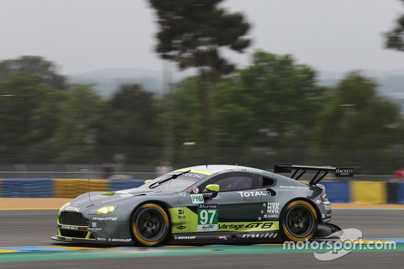 #97 Aston Martin Racing - LMGTE Pro